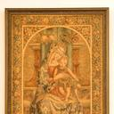 Tapestry: Virgin and Child